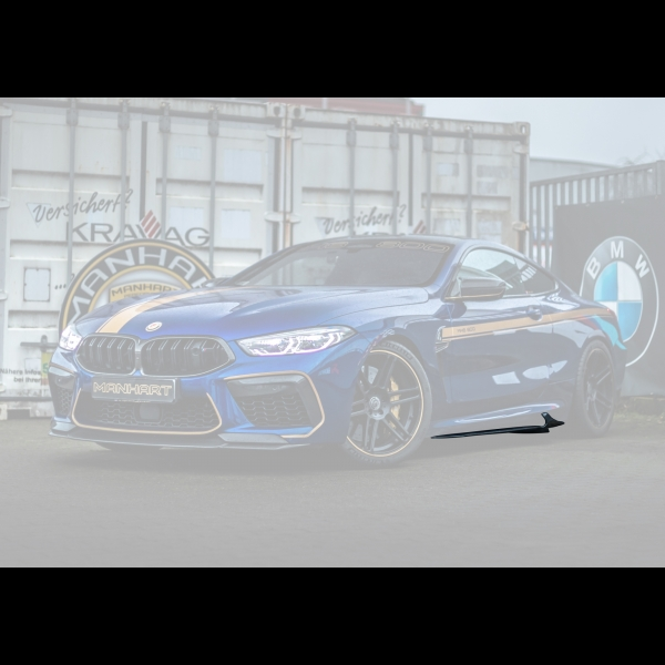MANHART Carbon Side Skirts BMW F92 / F93 M8 (Competition)