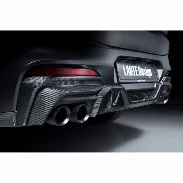 Larte Design Carbon Rear Diffuser BMW G02 X4