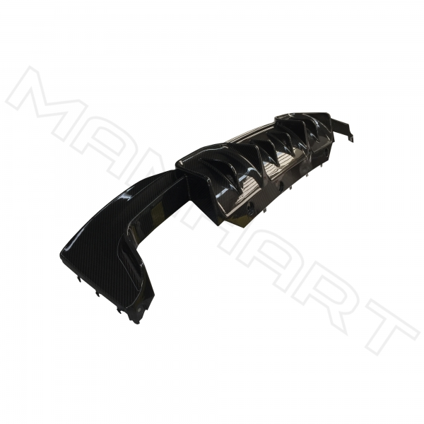 MANHART Carbon Rear Diffuser BMW F90 M5 (Competition)