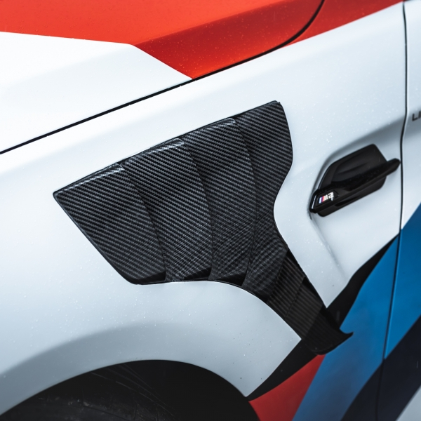 MANHART Carbon Side Fenders with Louvres - BMW F87 M2 (Competition / CS)