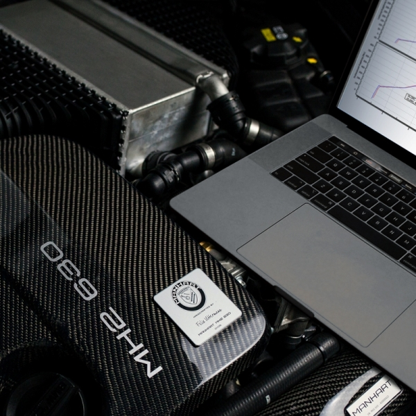 ECU Software Mapping - BMW F10 M5 30 Jahre Edition