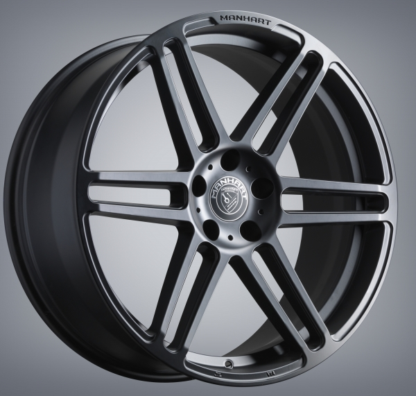 BMW X6 Series - Concave One Rim Set - Silk Matte Black