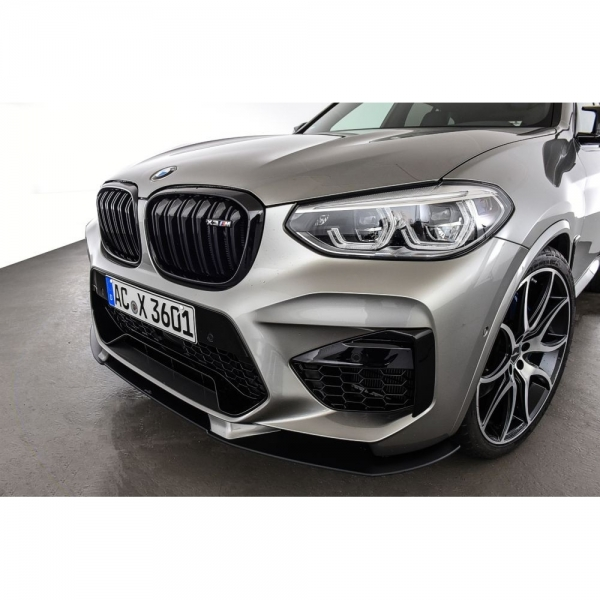 MANHART Front Spoiler BMW F97 / F98 X3 M / X4 M Competition by AC Schnitzer