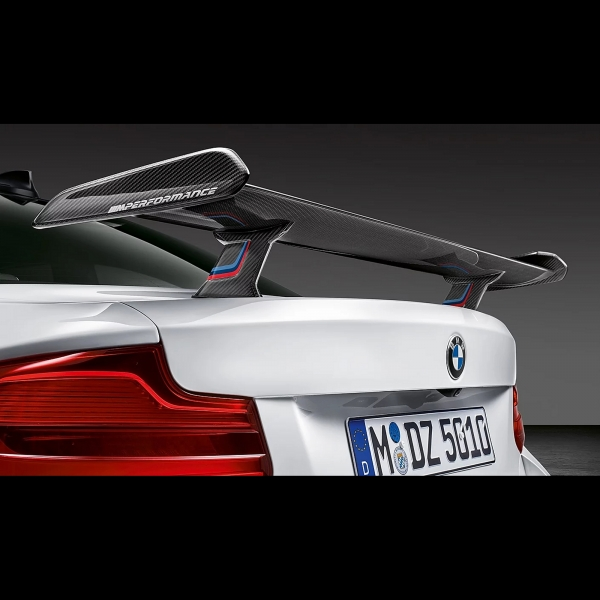 M Performance Rear Wing BMW F87 M2 (Competition / CS)
