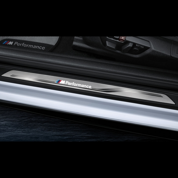 M Performance Door Sills BMW F87 M2 (Competition / CS)