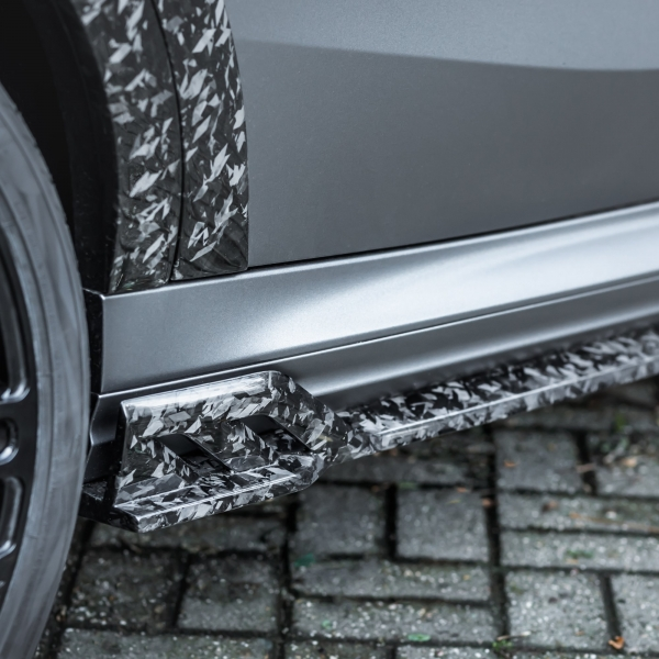 MANHART Forged Carbon Side Skirts BMW F96 X6M (Competition)