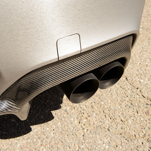 MANHART Carbon Rear Diffuser BMW F06 / F1x M6 (Competition)