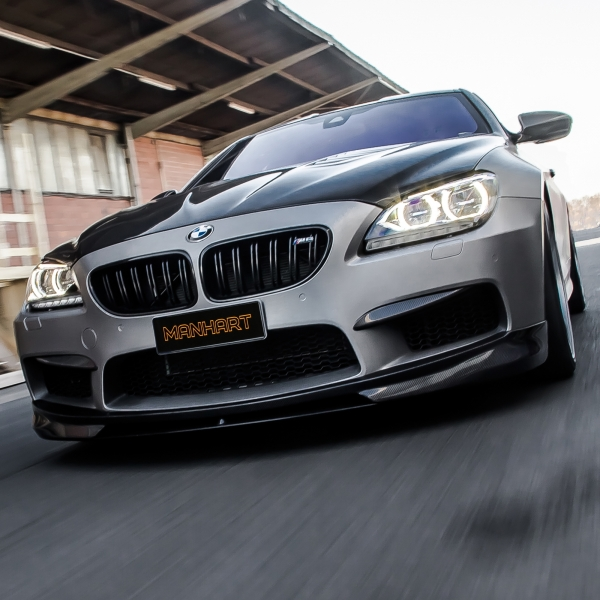 MANHART Carbon Front Spoiler BMW F06/ F1x M6 (Competition)