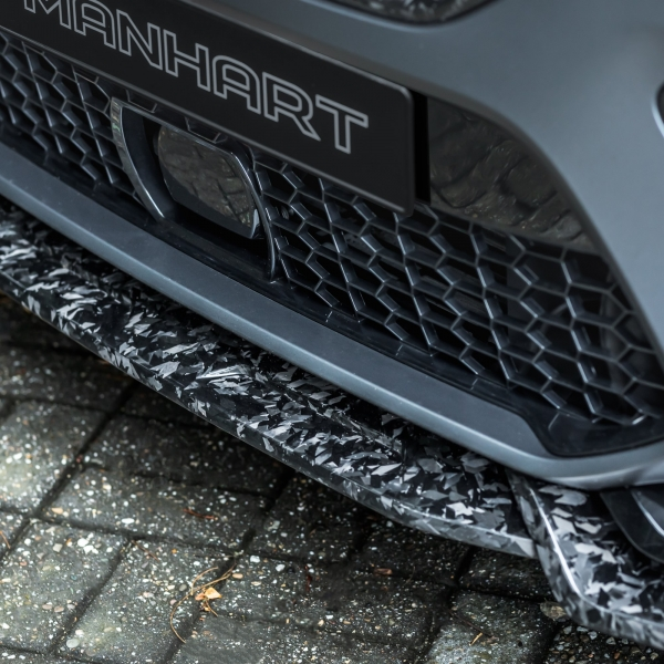 MANHART Forged Carbon Front Spoiler BMW F96 X6M (Competition)