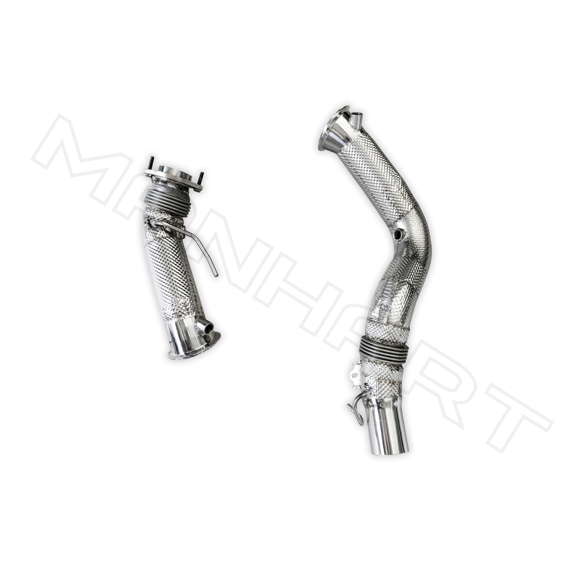 MANHART Downpipes Race BMW F87 M2 Competition / CS