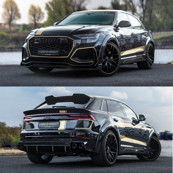 MANHART Carbon Widebody Kit - Audi RSQ8