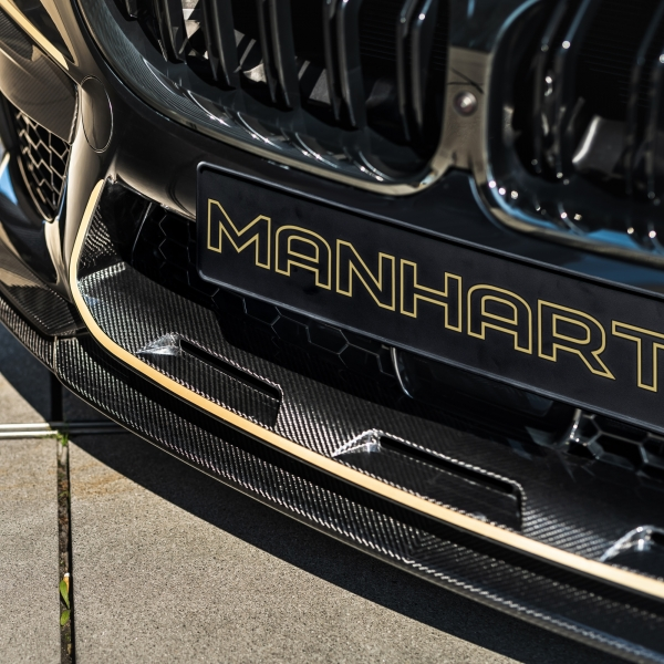 MANHART Carbon Front Spoiler BMW F9x M8 (Competition)