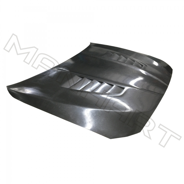 MANHART Carbon Hood BMW F10 M5 (Competition) with GTR Air-Vents