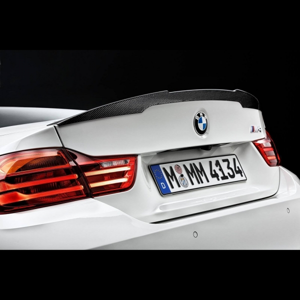 M Performance Carbon Rear Spoiler BMW F8x M3 / M4 (Competition / CS / GTS)