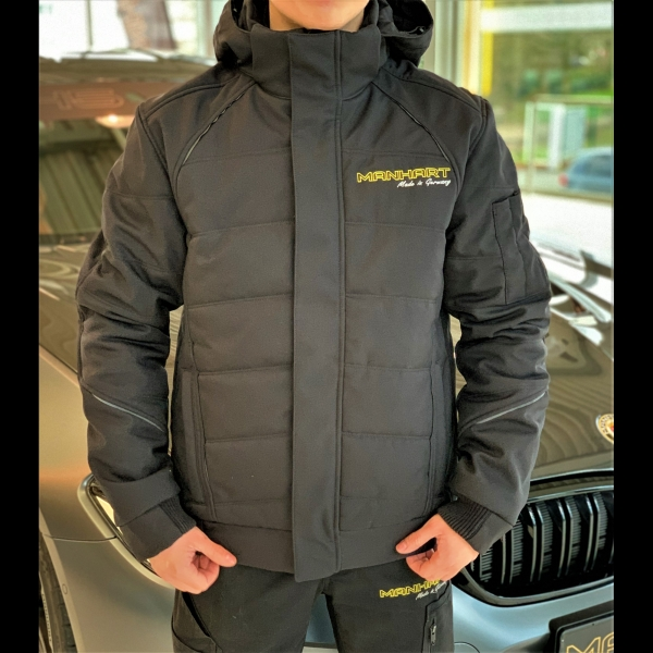 MANHART Softshell Winterjacke