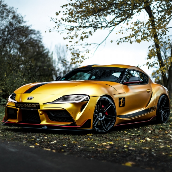 MANHART Decal Set / Vinyl Wrap Toyota GR Supra