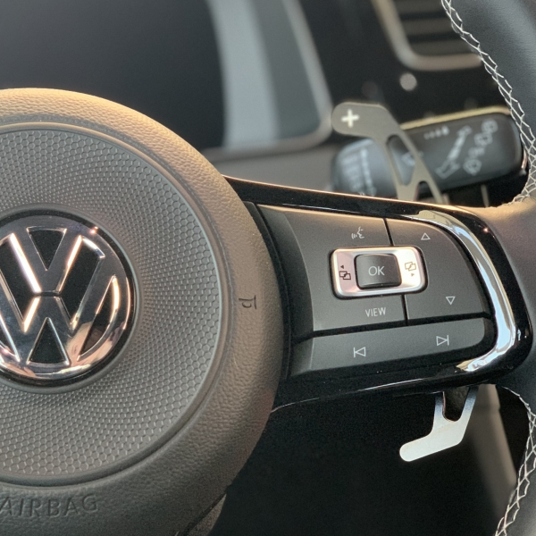 MANHART Paddle Shifters Volkswagen Golf Mk7 R