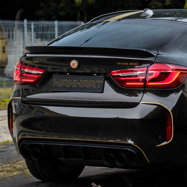 MANHART Carbon Rear Spoiler BMW F86 X6 M